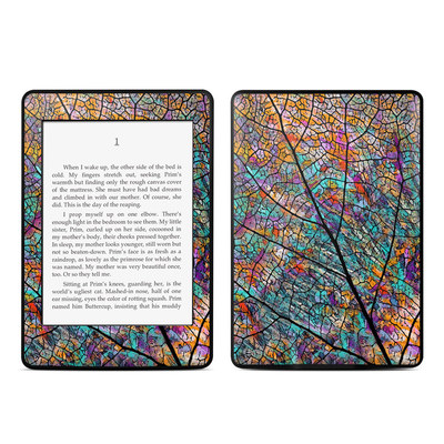 Amazon Kindle Paperwhite Skin - Stained Aspen
