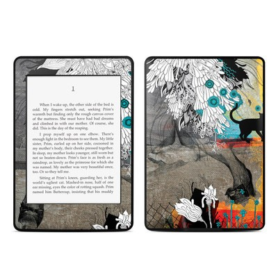 Amazon Kindle Paperwhite Skin - Stay Awhile