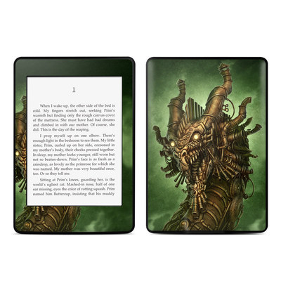 Amazon Kindle Paperwhite Skin - Steampunk Dragon