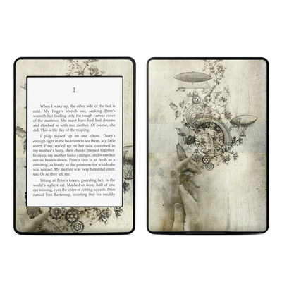 Amazon Kindle Paperwhite Skin - Steamtime
