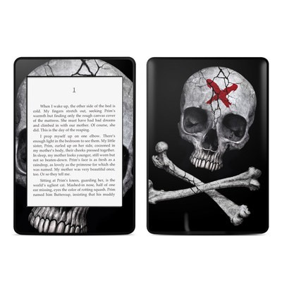 Amazon Kindle Paperwhite Skin - Stigmata Skull