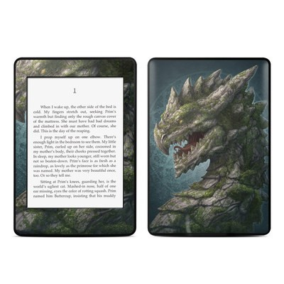 Amazon Kindle Paperwhite Skin - Stone Dragon