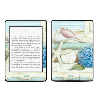 Amazon Kindle Paperwhite Skin - Stories of the Sea