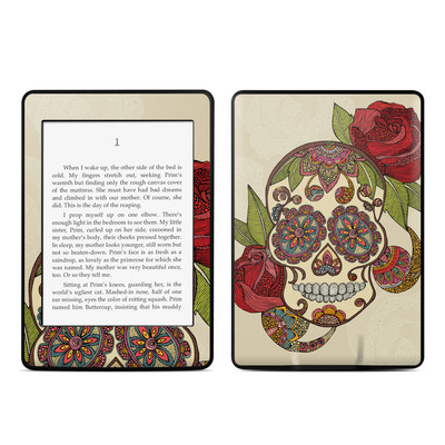 Amazon Kindle Paperwhite Skin - Sugar Skull