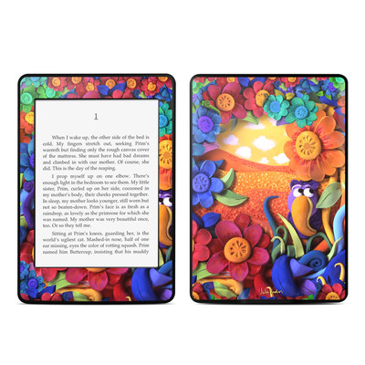 Amazon Kindle Paperwhite Skin - Summerbird
