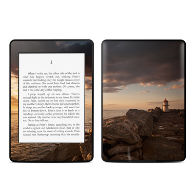 Amazon Kindle Paperwhite Skin - Sunset Beacon