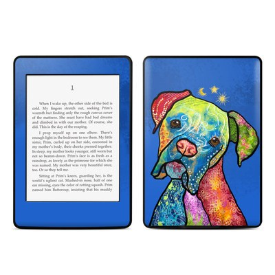 Amazon Kindle Paperwhite Skin - Sun Moon Stars