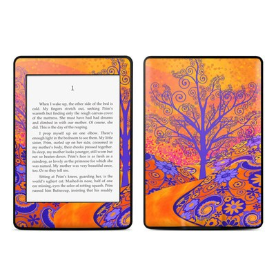 Amazon Kindle Paperwhite Skin - Sunset Park