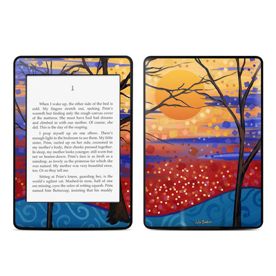 Amazon Kindle Paperwhite Skin - Sunset Moon