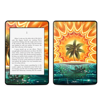 Amazon Kindle Paperwhite Skin - Sundala Tropic