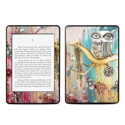 Amazon Kindle Paperwhite Skin - Surreal Owl