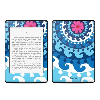 Amazon Kindle Paperwhite Skin - Sus Blue