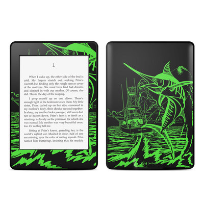 Amazon Kindle Paperwhite Skin - Tailwalker