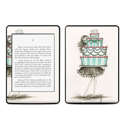 Amazon Kindle Paperwhite Skin - She Takes The Cake
