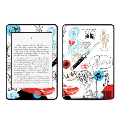 Amazon Kindle Paperwhite Skin - Tattoo Ink