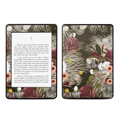 Amazon Kindle Paperwhite Skin - Teagan Pampas Grass