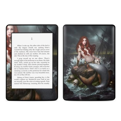 Amazon Kindle Paperwhite Skin - Ocean's Temptress