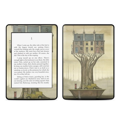 Amazon Kindle Paperwhite Skin - Terraced Houses