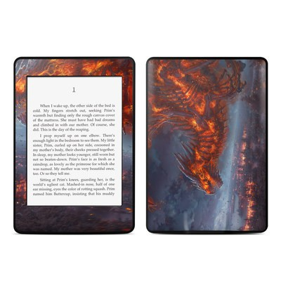 Amazon Kindle Paperwhite Skin - Terror of the Night