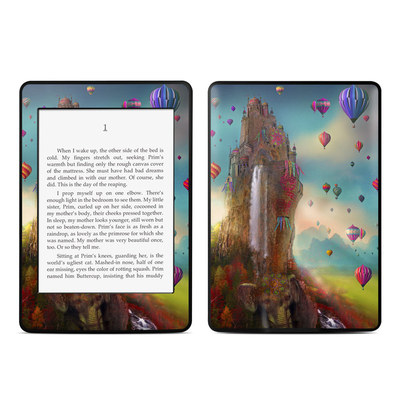 Amazon Kindle Paperwhite Skin - The Festival