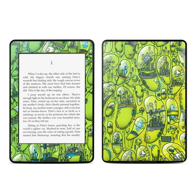 Amazon Kindle Paperwhite Skin - The Hive