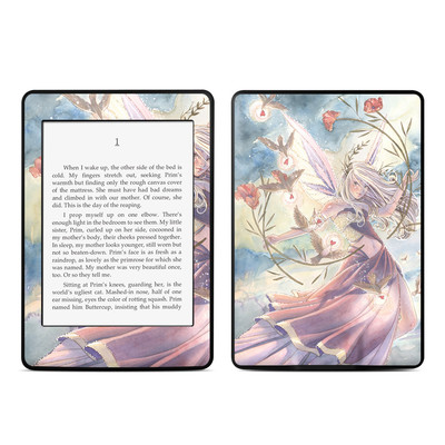 Amazon Kindle Paperwhite Skin - The Leap