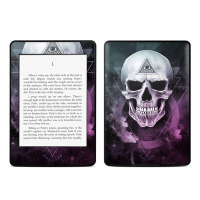 Amazon Kindle Paperwhite Skin - The Void