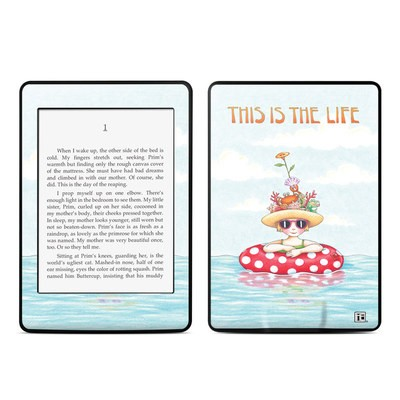 Amazon Kindle Paperwhite Skin - This Is The Life