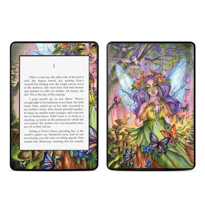 Amazon Kindle Paperwhite Skin - Thirteen Treasures