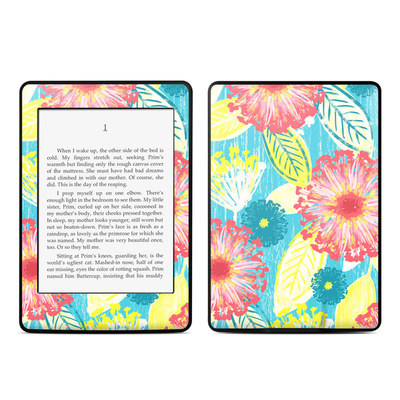 Amazon Kindle Paperwhite Skin - Tickled Peach