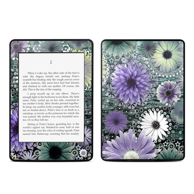 Amazon Kindle Paperwhite Skin - Tidal Bloom