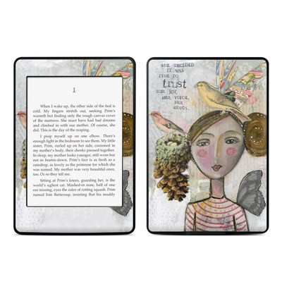 Amazon Kindle Paperwhite Skin - Time To Trust