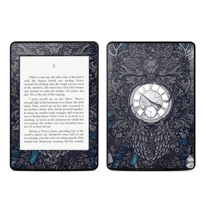 Amazon Kindle Paperwhite Skin - Time Travel