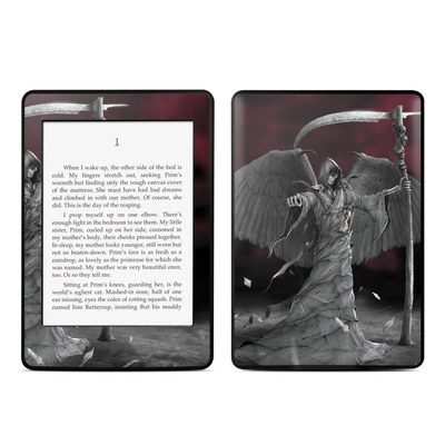 Amazon Kindle Paperwhite Skin - Time is Up