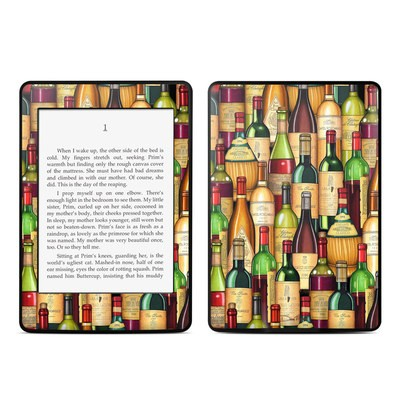 Amazon Kindle Paperwhite Skin - Time For Wine