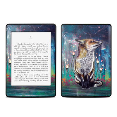 Amazon Kindle Paperwhite Skin - There is a Light