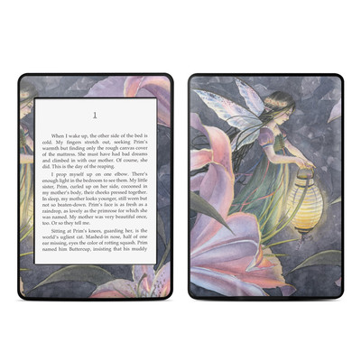 Amazon Kindle Paperwhite Skin - Twilight Lilies