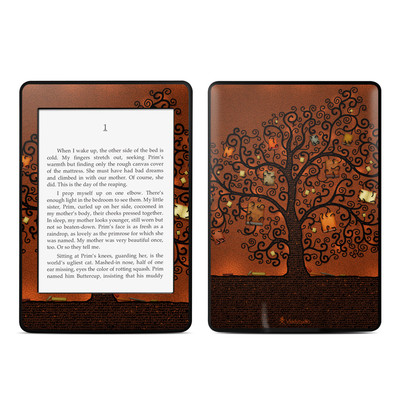 Amazon Kindle Paperwhite Skin - Tree Of Books