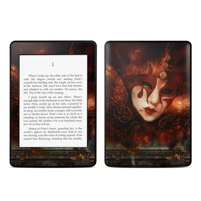 Amazon Kindle Paperwhite Skin - To Rise Above