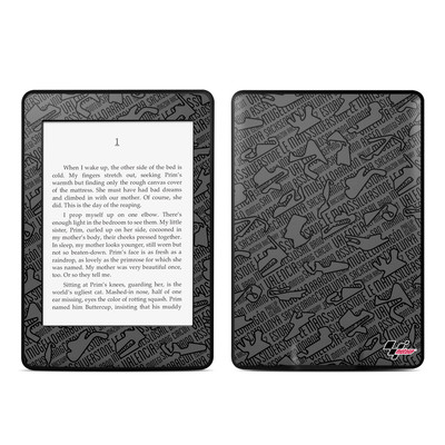 Amazon Kindle Paperwhite Skin - Tracked