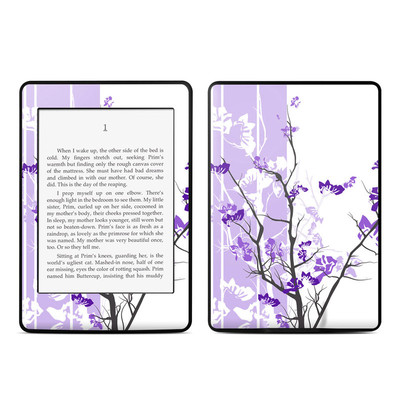 Amazon Kindle Paperwhite Skin - Violet Tranquility