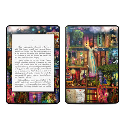 Amazon Kindle Paperwhite Skin - Treasure Hunt