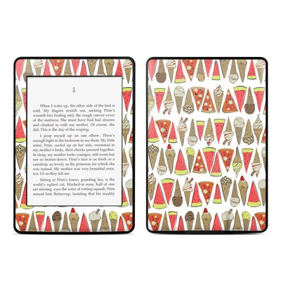 Amazon Kindle Paperwhite Skin - Treats