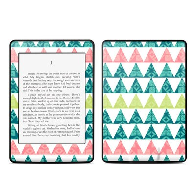 Amazon Kindle Paperwhite Skin - Triangle Slice
