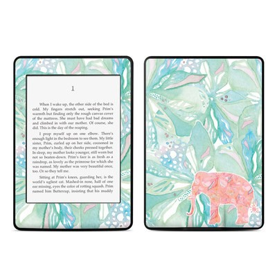 Amazon Kindle Paperwhite Skin - Tropical Elephant