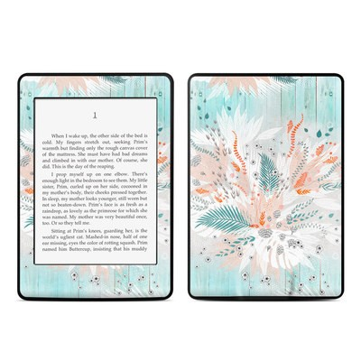 Amazon Kindle Paperwhite Skin - Tropical Fern