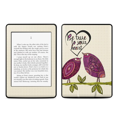 Amazon Kindle Paperwhite Skin - True Birds