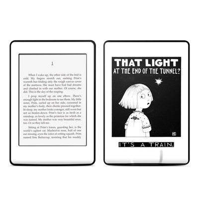 Amazon Kindle Paperwhite Skin - Train Tunnel