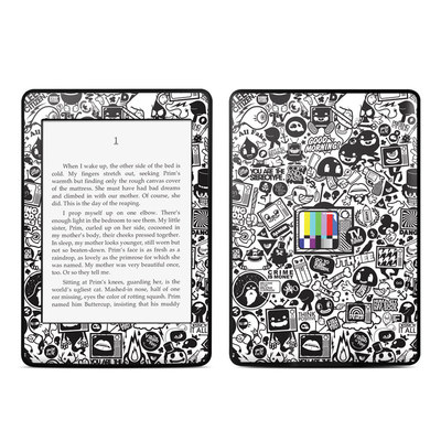 Amazon Kindle Paperwhite Skin - TV Kills Everything