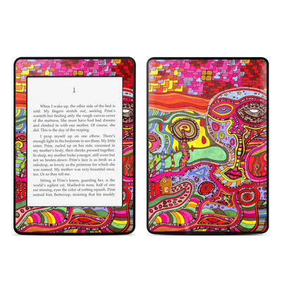 Amazon Kindle Paperwhite Skin - The Wall